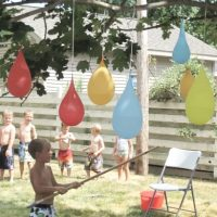 water balloon pinatas